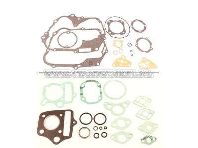 Gasket set AB, complete, 50cc, C50, SS50, Dax, A-quality