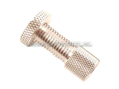 Cable adjuster, m10 thread with slot