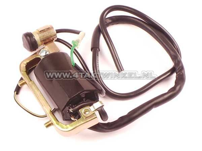 Ignition coil C90 OT, aftermarket, with condenser