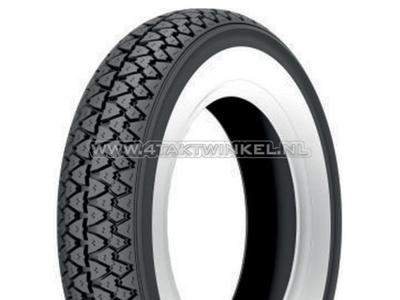 Tire 10 inch, Kenda K333, 3.50, whitewall