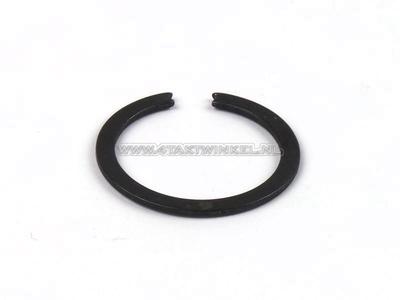 Front fork pipe clip, SS50, CD50, lower, original Honda, NOS