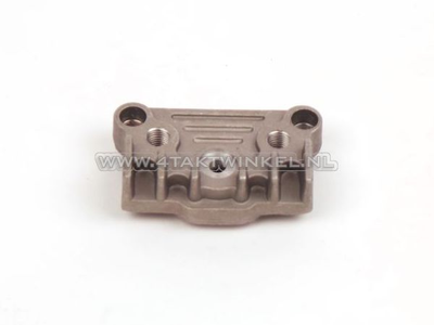 Oil cooler connection plate NT, bare