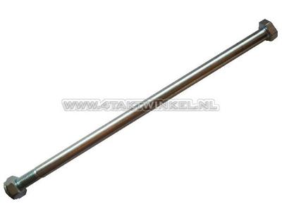 Axle 10/240, Swing arm C50 aftermarket