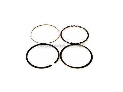 Piston rings 70cc GK4 / 126, 47.00 standard, Japanese