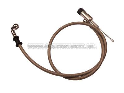 Hydraulic clutch, pump and pipe 95 cm