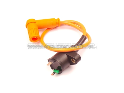 Ignition coil universal 12v CDI, orange