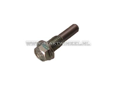 Guide roller shaft, long e.g. Honda Nice, original Honda