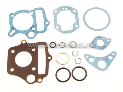 Gasket set A, head & cylinder, C50, SS50, Dax, 50cc, Kitaco