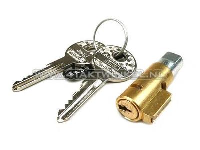 Steering lock CB50, Dax OT, aftermarket