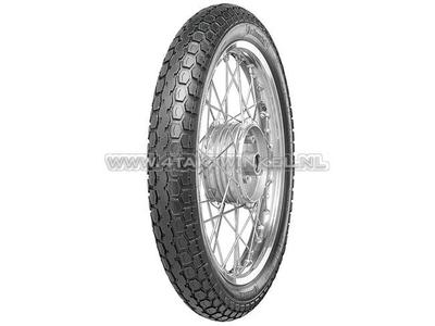 Tire 19 inch, Continental KKS10, street profile, 2.50