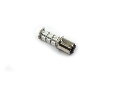 Rear bulb duplo BAY15D, 12 volt, LED, type 2 (long)