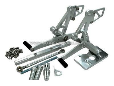 Backstep kit, Monkey, Kepspeed, disc brake version