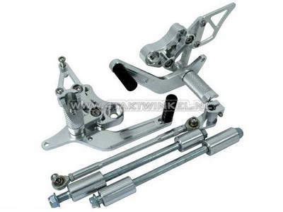 Backstep kit, Dax, Kepspeed, disc brake version
