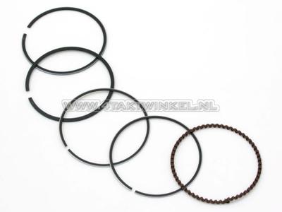 Piston rings 51mm GK4