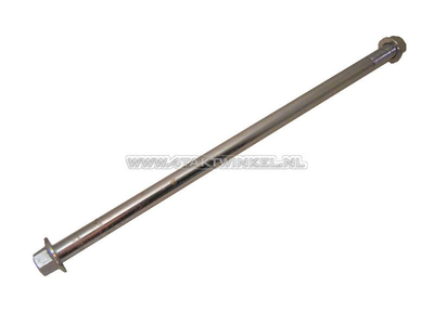 Axle 10/248, swingarm C50, aftermarket