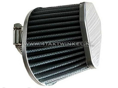 Power filter 35mm, straight, oval