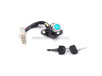 Ignition lock, C90 8-pin connector aftermarket