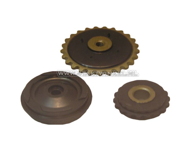 Guide roller and oil pump gear set, aftermarket