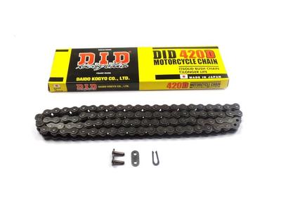 Chain 420 DID Japan, 106 links