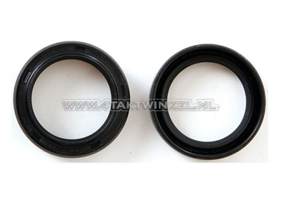 Front fork seals set 30-40.5-10.5 Dax aftermarket