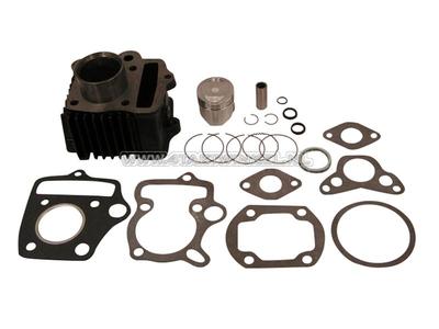 Cylinder kit, with piston & gasket 50cc, AGM, Skyteam, Honda NT, Japanese