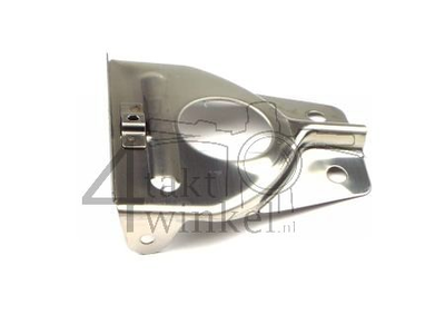 Tank, Dax, mounting plate, stainless steel