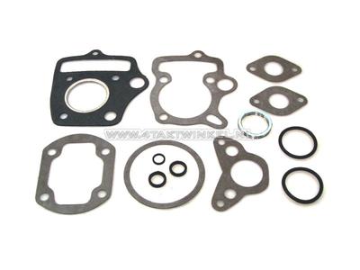 Gasket set A, head & cylinder, C50, SS50, Dax, 50cc, Japanese KP