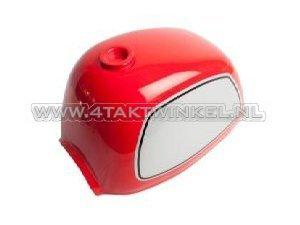 Tank, Gorilla, standard fuel cap, red
