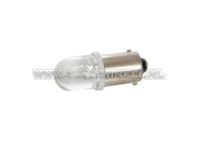 Bulb BA9s, single, 12 volt, LED