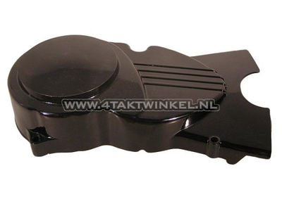 Ignition cover CDI universal, black, long