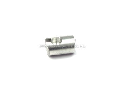 Throttle cable stop SS50, CD50, replacement