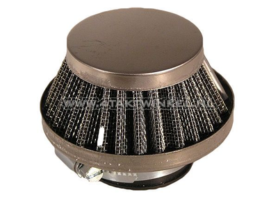 Power filter 38mm, straight L55, D74