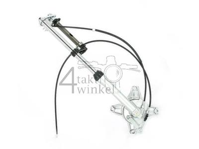Front fork complete, Dax, 26mm, standard, drum brake