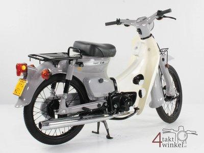 Honda C50 K1 Japanese, Nardo gray, 7359km