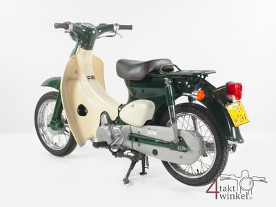 Honda Little cub, Japanese, Green, 7732km, with papers!