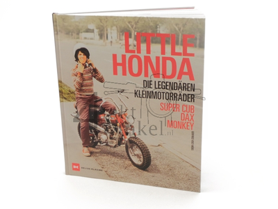Book, Little Honda, German