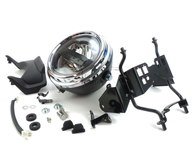 Headlight complete, LED conversion kit, Mash Dirt650