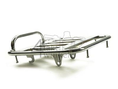 Rack C50 rear, NT & K1, solo, chrome
