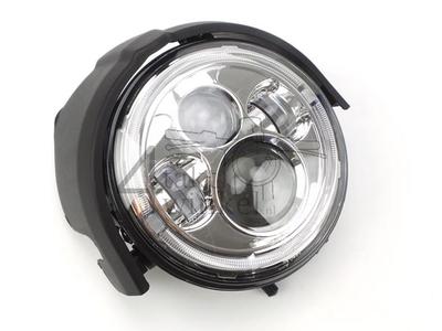 Headlight complete, LED conversion kit Mash Dirt 50