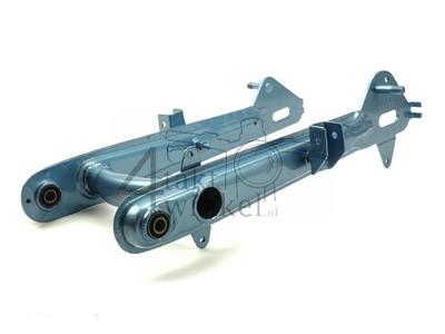 Swingarm C50, low model, light blue, aftermarket