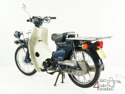Honda C50 NT Japans, EFI, press Cub, with papers!