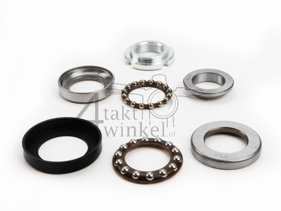 Steering bearing set, AGM Caferacer, Hanway RAW50