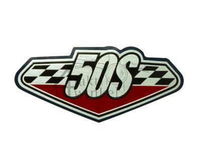 Sticker CD50s Benly, frame / side cover