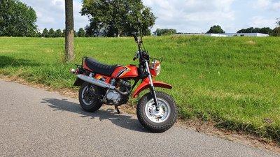 Honda CY 50 , used 11318 km