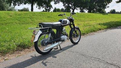 Honda TS50 , Used