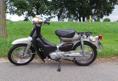 Honda Little Cub , Used