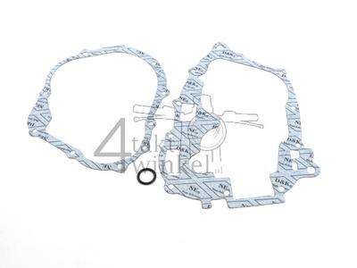 Gasket set B, engine base, Novio, Amigo, PC50, A quality
