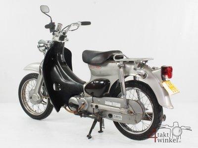 Honda C50, Little Cub, 1112km japanese