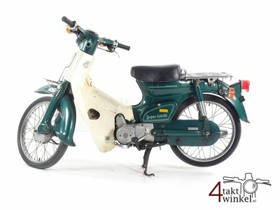 Honda C50 NT, 19220km
