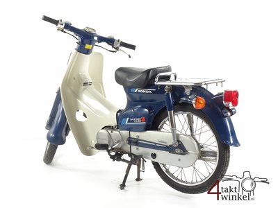 Honda C50 NT, 14658km